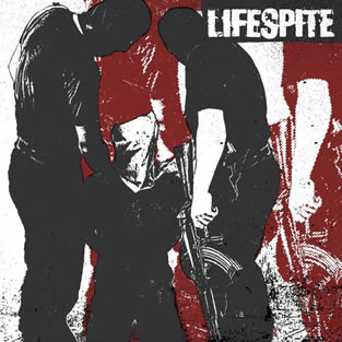 Lifespite- Self-Titled 7""