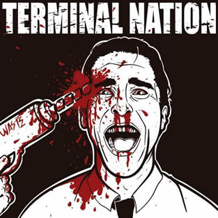 Terminal Nation - Self-Titled 7""